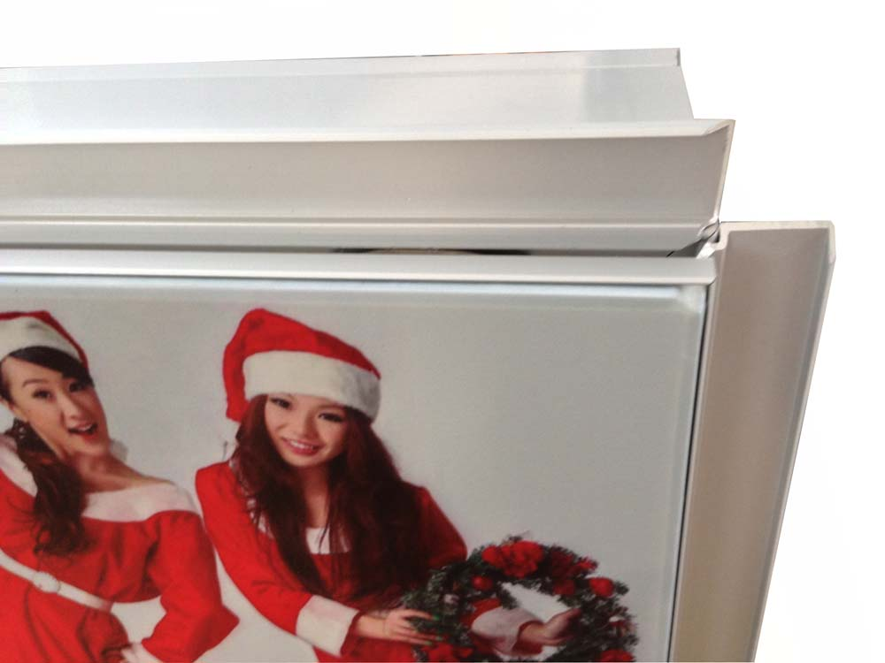 Double side Premium Frameless LED Light Box